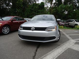 2014 Volkswagen Jetta SE. LEATHER. HTD SEATS SEFFNER, Florida 4