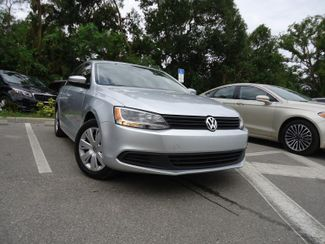 2014 Volkswagen Jetta SE. LEATHER. HTD SEATS SEFFNER, Florida 5