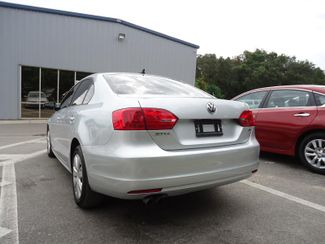 2014 Volkswagen Jetta SE. LEATHER. HTD SEATS SEFFNER, Florida 7