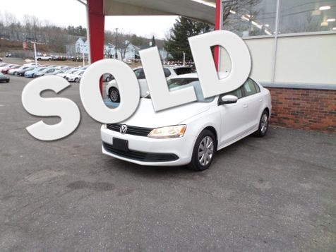 2014 Volkswagen Jetta SE in WATERBURY, CT