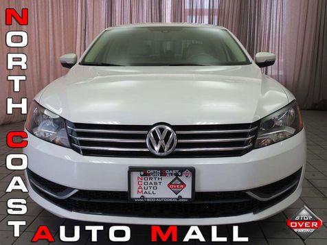 2014 Volkswagen Passat Wolfsburg Ed in Akron, OH