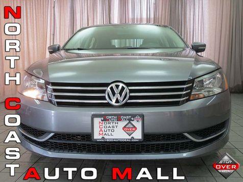 2014 Volkswagen Passat SE w/Sunroof in Akron, OH