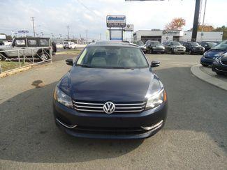 2014 Volkswagen Passat SE w/Sunroof Charlotte, North Carolina 10