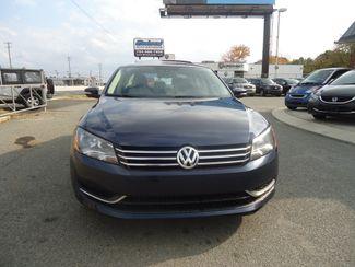 2014 Volkswagen Passat SE w/Sunroof Charlotte, North Carolina 11