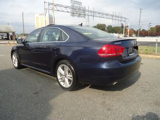 2014 Volkswagen Passat SE w/Sunroof Charlotte, North Carolina 14