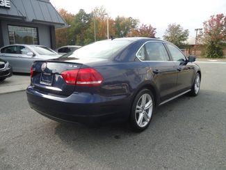2014 Volkswagen Passat SE w/Sunroof Charlotte, North Carolina 15