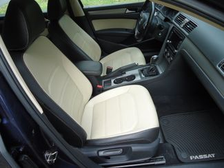 2014 Volkswagen Passat SE w/Sunroof Charlotte, North Carolina 25