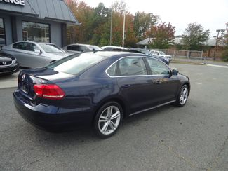 2014 Volkswagen Passat SE w/Sunroof Charlotte, North Carolina 3