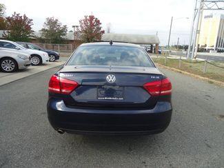 2014 Volkswagen Passat SE w/Sunroof Charlotte, North Carolina 4
