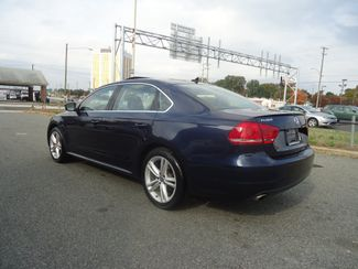2014 Volkswagen Passat SE w/Sunroof Charlotte, North Carolina 6
