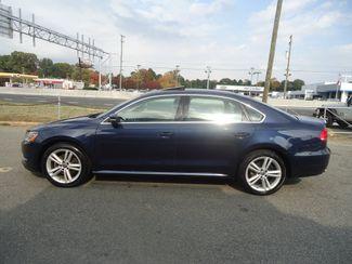2014 Volkswagen Passat SE w/Sunroof Charlotte, North Carolina 7