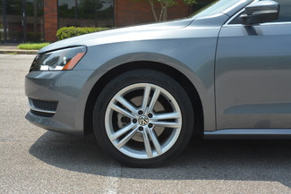 2014 Volkswagen Passat SE w/Sunroof Memphis, Tennessee 9