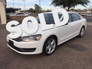 2014 Volkswagen Passat SE w/Sunroof Mesa, Arizona