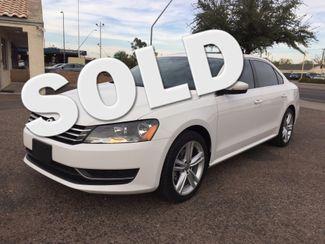 2014 Volkswagen Passat SE w/Sunroof & Nav Mesa, Arizona