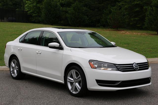 2014 Volkswagen Passat SE w/Snrf/Nav Mooresville, North Carolina 0