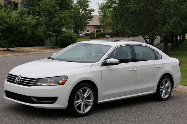 2014 Volkswagen Passat SE w/Snrf/Nav Mooresville, North Carolina 2