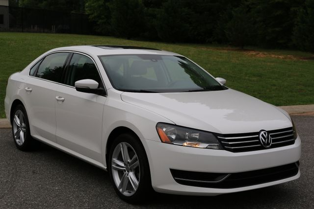 2014 Volkswagen Passat SE w/Snrf/Nav Mooresville, North Carolina 78
