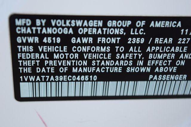 2014 Volkswagen Passat Wolfsburg Ed Richmond Hill, New York 12