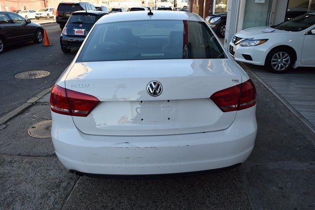 2014 Volkswagen Passat Wolfsburg Ed Richmond Hill, New York 4