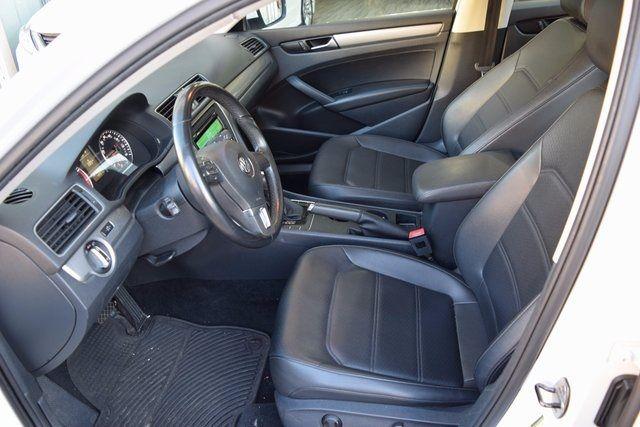2014 Volkswagen Passat Wolfsburg Ed Richmond Hill, New York 7