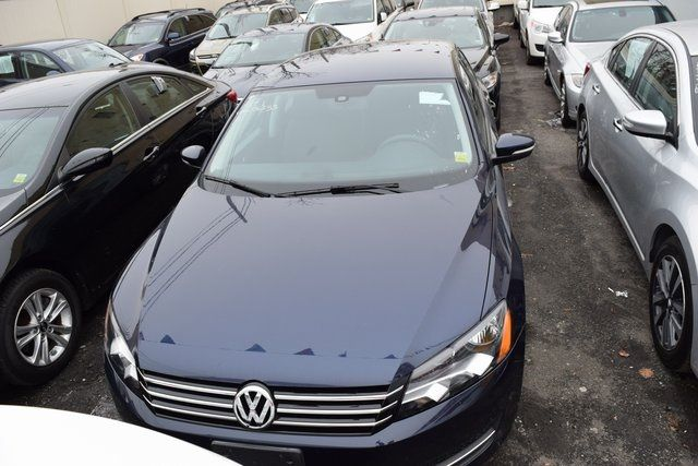 2014 Volkswagen Passat S Richmond Hill, New York 2