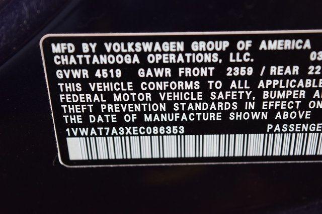 2014 Volkswagen Passat S Richmond Hill, New York 32