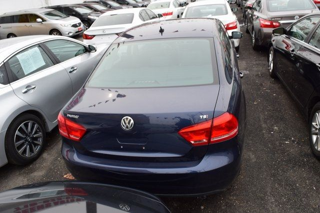 2014 Volkswagen Passat S Richmond Hill, New York 8