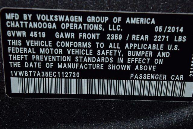 2014 Volkswagen Passat SE Richmond Hill, New York 40