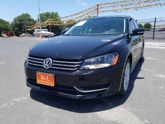 2014 Volkswagen Passat Wolfsburg Ed San Antonio, TX 1