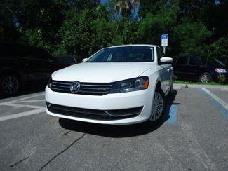 2014 Volkswagen Passat S SEFFNER, Florida