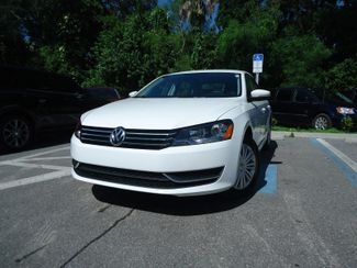 2014 Volkswagen Passat S SEFFNER, Florida 3