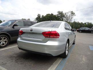 2014 Volkswagen Passat SE. LEATHER. BACK UP CAMERA. HTD SEATS SEFFNER, Florida 10