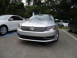 2014 Volkswagen Passat SE. LEATHER. BACK UP CAMERA. HTD SEATS SEFFNER, Florida 5