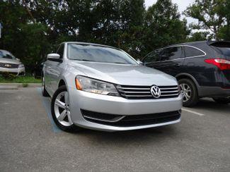 2014 Volkswagen Passat SE. LEATHER. BACK UP CAMERA. HTD SEATS SEFFNER, Florida 6