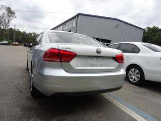 2014 Volkswagen Passat SE. LEATHER. BACK UP CAMERA. HTD SEATS SEFFNER, Florida 9