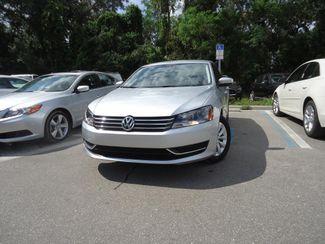 2014 Volkswagen Passat Wolfsburg Ed SEFFNER, Florida 4