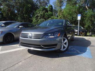 2014 Volkswagen Passat SE. LEATHER. CAMERA. HEATED SEATS SEFFNER, Florida 4