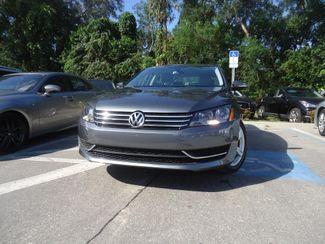 2014 Volkswagen Passat SE. LEATHER. CAMERA. HEATED SEATS SEFFNER, Florida 5