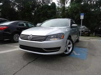 2014 Volkswagen Passat SE LEATHER. HTD SEATS. BACK UP CAMERA SEFFNER, Florida 4