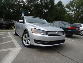 2014 Volkswagen Passat SE LEATHER. HTD SEATS. BACK UP CAMERA SEFFNER, Florida 6