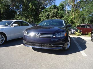 2014 Volkswagen Passat SE LEATHER. HTD SEATS. BACK UP CAMERA SEFFNER, Florida 7