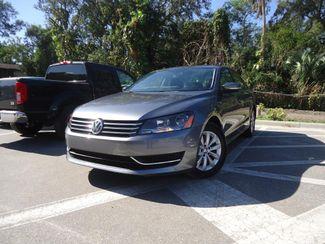 2014 Volkswagen Passat Wolfsburg Ed SEFFNER, Florida