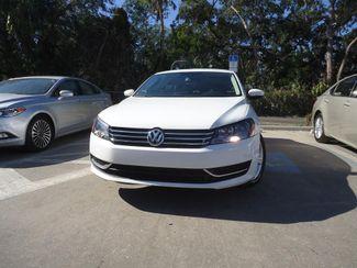 2014 Volkswagen Passat SE. LEATHER. BACKUP CAMERA. HTD SEATS SEFFNER, Florida 5