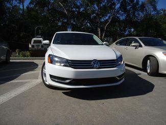 2014 Volkswagen Passat SE. LEATHER. BACKUP CAMERA. HTD SEATS SEFFNER, Florida 7