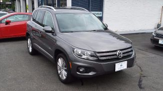 2014 Volkswagen Tiguan SE East Haven, CT 3