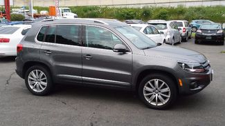 2014 Volkswagen Tiguan SE East Haven, CT 30