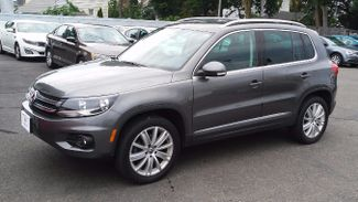 2014 Volkswagen Tiguan SE East Haven, CT 33