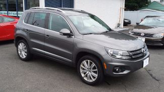 2014 Volkswagen Tiguan SE East Haven, CT 4