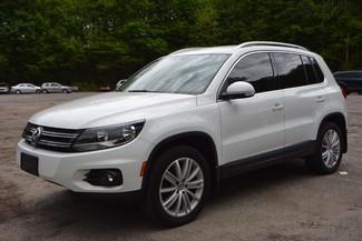 2014 Volkswagen Tiguan SE Naugatuck, Connecticut