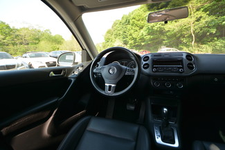 2014 Volkswagen Tiguan SE Naugatuck, Connecticut 16